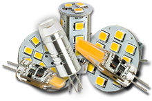 LED Lamp G4 12V halogeen vervangers