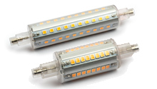 LED Lamp R7S 230V halogeen vervangers