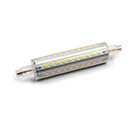 LED lamp 230V, 10W, R7S, Warmwit