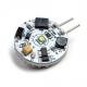 LED Lamp 12V, 2W, G4, CREE, Warmwit, horizontaal