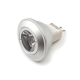 LED Lamp 12V, 2W, Warmwit, MR11, dimbaar
