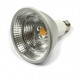 LED Lamp 230V, 16W, PAR38, Wit-warmwit, E27, dimbaar