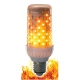 LED Lamp 230V, Fire, 4W, Warmwit, E27, mat