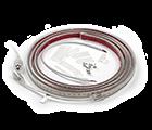 LED strip 14W/m Warmwit dimbaar silicone 1 meter