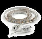 LED strip 7W/m Extra-Warmwit dimbaar 4 meter
