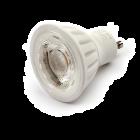 LED Lamp 230V, 6W, Warmwit, GU10, dimbaar, ceramic