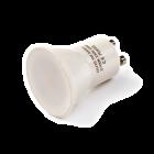 LED Lamp 230V, 3W, Warmwit, GU10, 35 mm, dimbaar