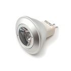 LED Lamp 12V, 2W, Warmwit, MR11, dimbaar