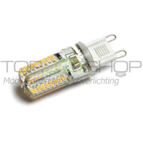 LED Lamp 230V, 2W, Warmwit, G9