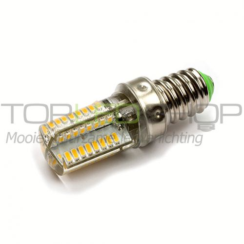 LED Lamp 230V, 2W, Warmwit, E14