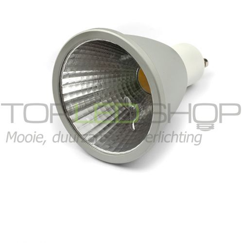 LED Lamp 230V, 6W, PAR20, Wit-warmwit, GU10, dimbaar