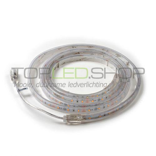 LED strip 7W/m Extra-Warmwit dimbaar silicone 3 meter
