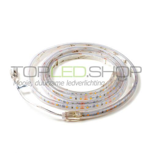 LED strip 7W/m Warmwit dimbaar silicone 5 meter