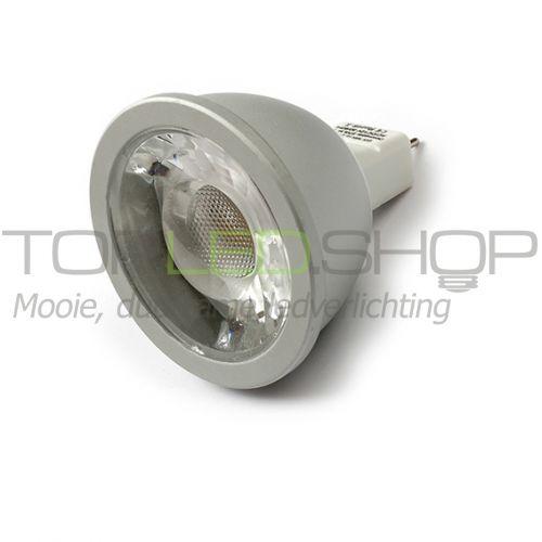 LED Lamp 12V, 6W, Warmwit, MR16, dimbaar, CRI 90