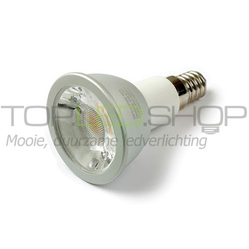 LED Lamp 230V, 6W, Spot, Warmwit, E14, dimbaar