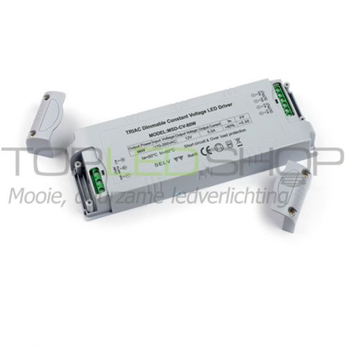 LED 66 Watt Dimbare transformator (DC)