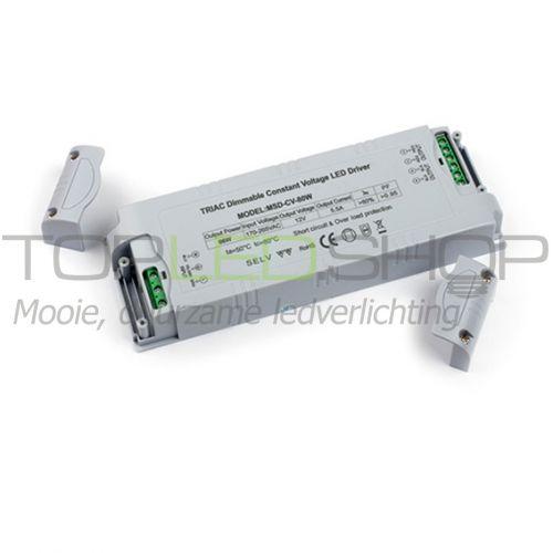 LED 66 Watt Dimbare transformator (DC)