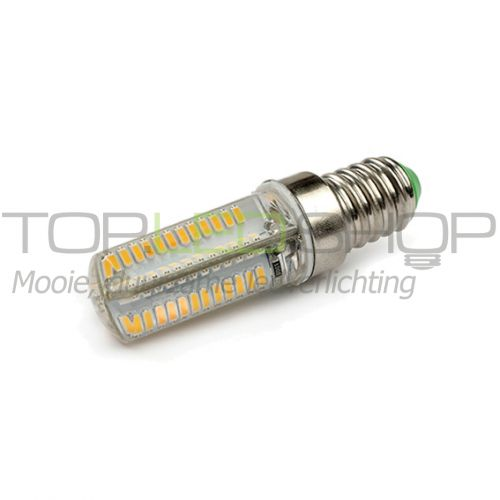LED Lamp 230V, 3W, Warmwit, E14