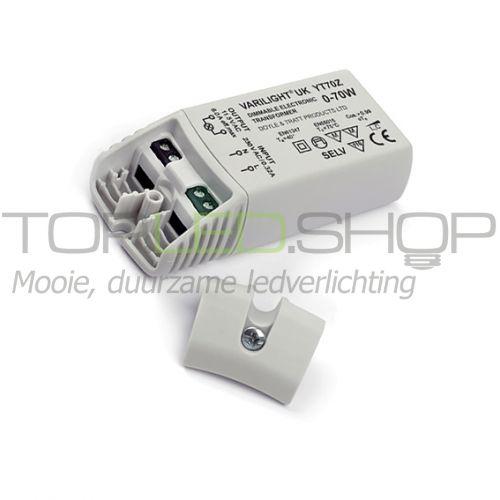 LED 70 Watt Elektronische dimbare transformator