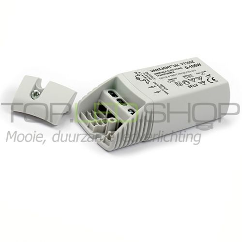 LED 105 Watt Elektronische dimbare transformator