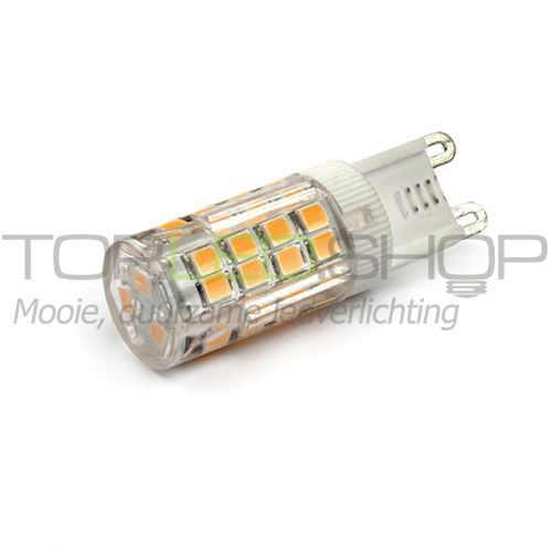 LED Lamp 230V, 3,5W, Warmwit, G9