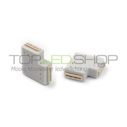 LED Strip 8 mm hoekconnector