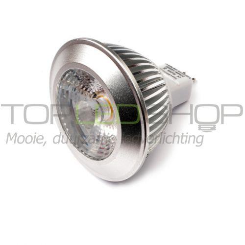 LED Lamp 12V, 5W, Duotone, MR16, dimbaar