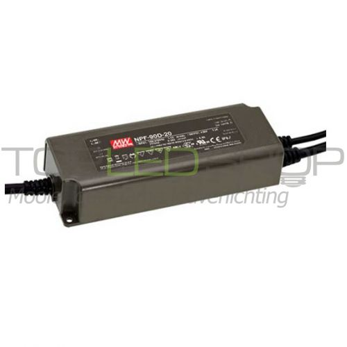 LED 40 Watt 0-10V dimbare transformator
