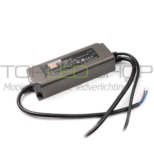 LED 90 Watt 0-10V dimbare transformator